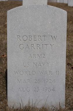 Robert W Garrity