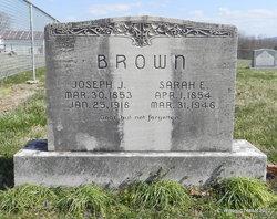 Joseph Joplin Brown
