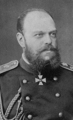 Alexander Alexandrovich Romanov, III
