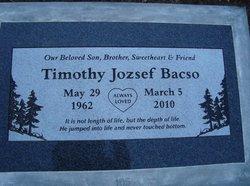 Timothy Jozsef Bacso