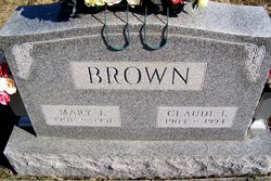 Claude I Brown