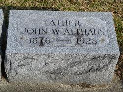 John William Althaus