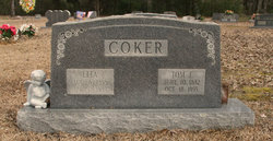 Mary Etta <I>Paul</I> Coker