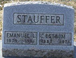Esta M <I>Sala</I> Stauffer