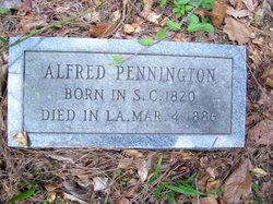 Alfred Pennington