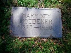 Mary Key <I>Morley</I> Boedeker