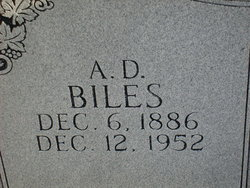 A D Biles