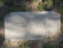 Andrew Abram