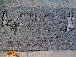 Matthew Brady Hatch