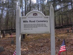 Mills Road Cemetery