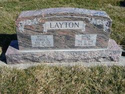 Ethel Mae <I>Smith</I> Layton