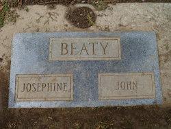 Josephine Mary <I>Cass</I> Beaty