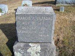 Francis A Crandal