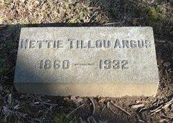 """Jeanette """"Nettie"""" <I>Tillou</I> Angus"""