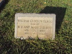 William Clinton Elrod