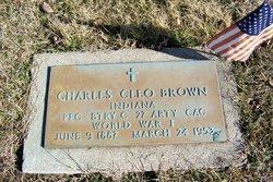 Charles Cleo Brown