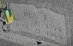 Bennie F Mayfield