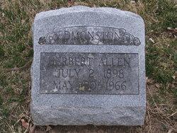 Herbert Allen Edmonston