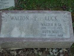 Walter Herbert Luck Sr.