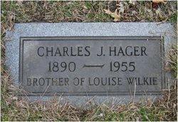 """Charles John """"Chas"""" Hager"""