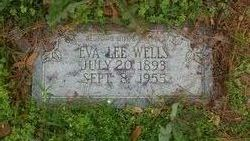 Eva Lee <I>Tyler</I> Wells