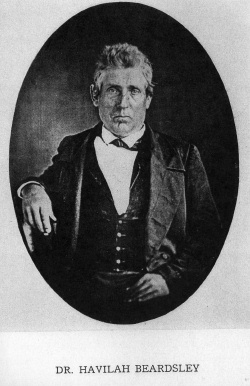 Dr Havilah Beardsley