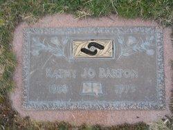 Kathy Jo Barton