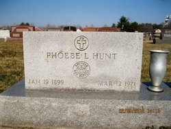 Phoebe L. <I>Nelson</I> Hunt
