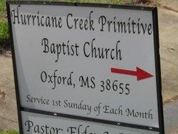 Hurricane Creek Primitive Cemetery