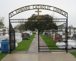 Saint Edward Catholic Church Cemetery