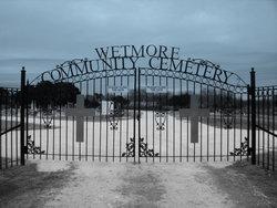 Wetmore Community Cemetery