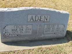 Cecil Gertrude Aden