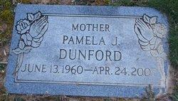 Pamela Jean <I>Billips</I> Dunford