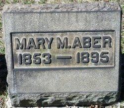 Mary M Aber
