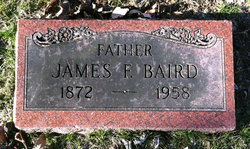James Frederick Baird