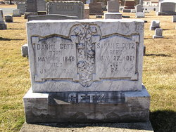 Daniel Getz, Jr