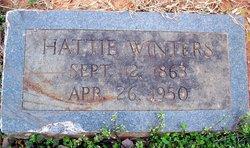 Hattie <I>Alexander</I> Winters