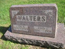 John Elmer Walters