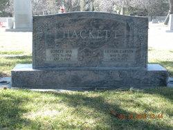 Lillian Marie <I>Larson</I> Hackett