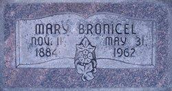Mary <I>Lesar</I> Bronicel