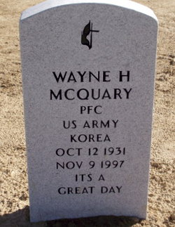 Wayne Howard McQuary