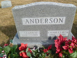 Charles H Anderson, Sr