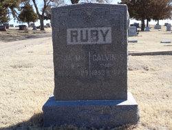 Calvin Smith Ruby