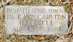 Donald Gene Bagwell