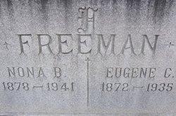 Eugene Creed Freeman