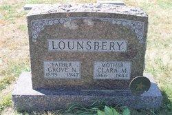 Clara M <I>Epple</I> Lounsbery