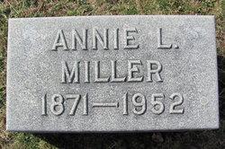 Annie L <I>Beadle</I> Miller