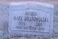 Mary <I>Shipierski</I> Dobrowolski