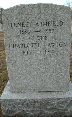 Ernest Armfield