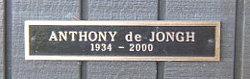 Anthony de Jongh